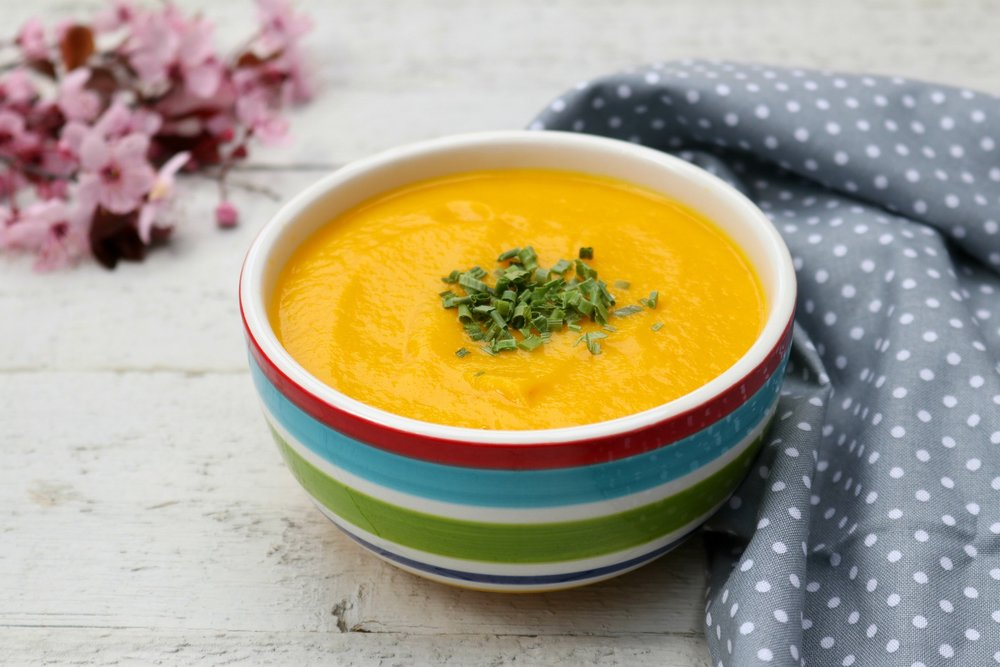Curcuma équitable en poudre hecosfair recette soupe vegan