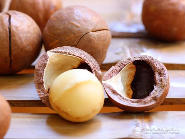 Noix de macadamia bio hecosfair